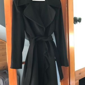 100% wool winter coat